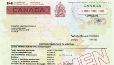 how long can a visitor stay in canada